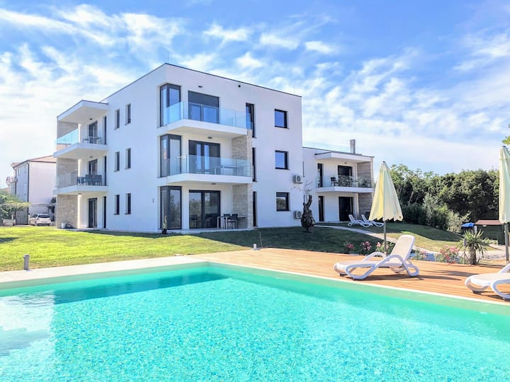 Villa Olive Garden Istra / Apartment with 2 bedrooms Delux Superior 7