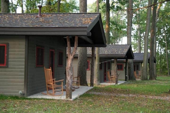Camp Woodbury Cabin 3