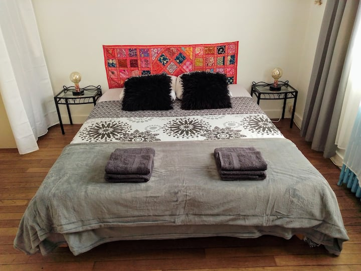 ROOM TO RENT 10 MINUTES TO PARIS