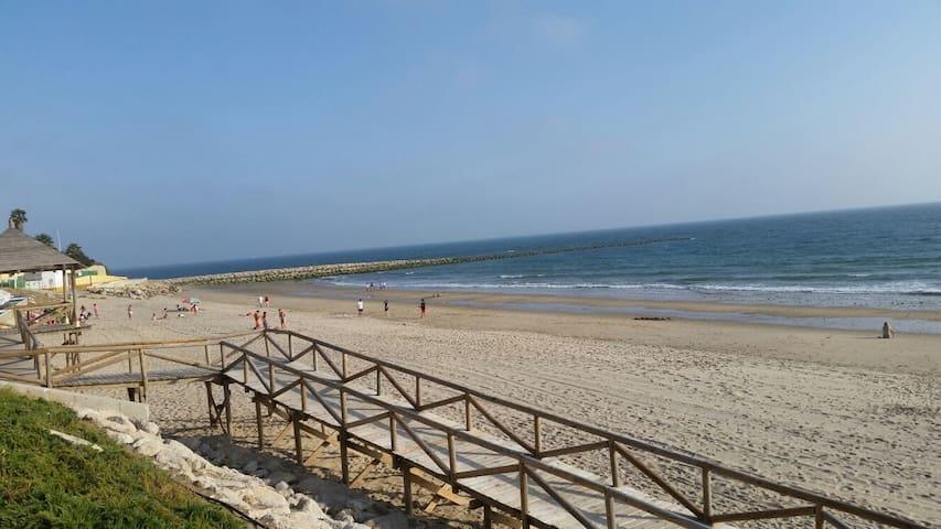 Apartamento en la playa de FuenteBravia - El Puerto de Santa María - Apartmen