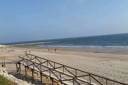 Apartamento en la playa de FuenteBravia - El Puerto de Santa María