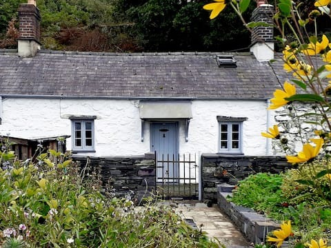 Beautiful Snowdonia cottage 2 mins from Zip World