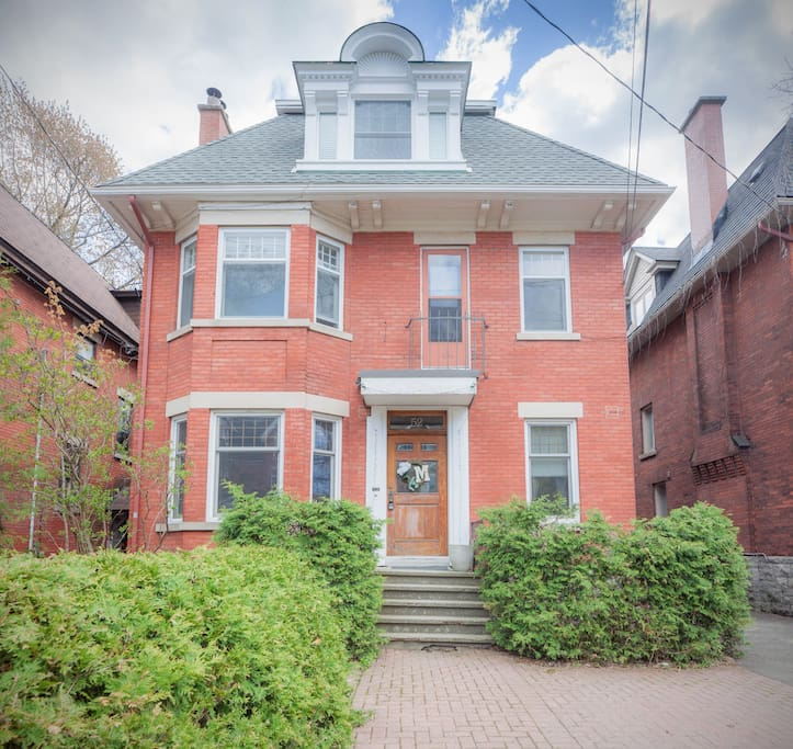 Appartments For Rent In Ottawa: Beautiful Room In Heritage Home