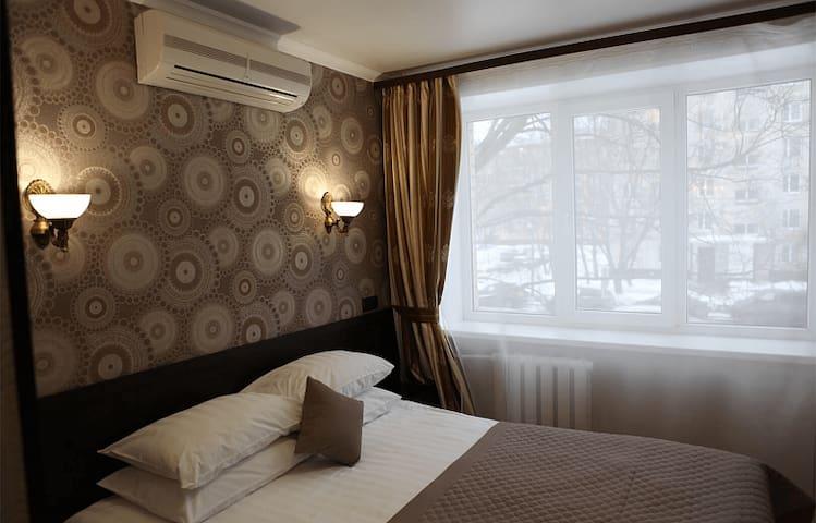 "Номер Стандарт в отеле ""СеверСити"""