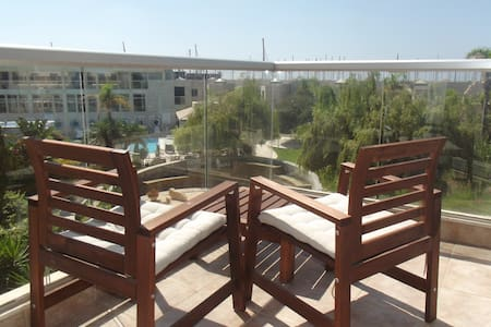 AA Yafit Vacation Apt - Village - Herzliya