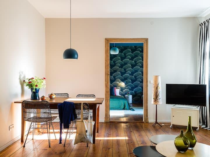 Well designed 1-Bedroom Home | Mauerpark