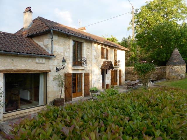 La Gaumière, in Rabette, Saint-Mayme de Pereyrol - Saint-Maime-de-Péreyrol - Casa