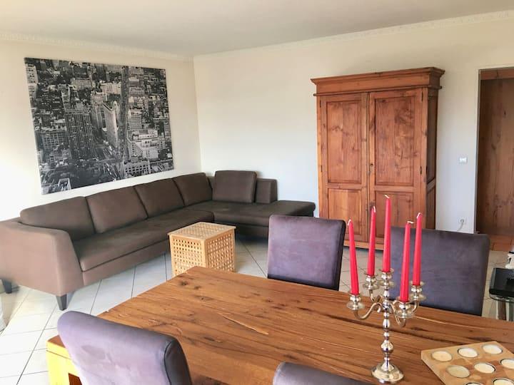 Schöne Wohnung in Hilden (Düsseldorf) max 5 Gäste