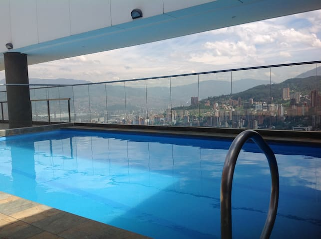 Apartment with an Amazing view!! - Medellín - อพาร์ทเมนท์
