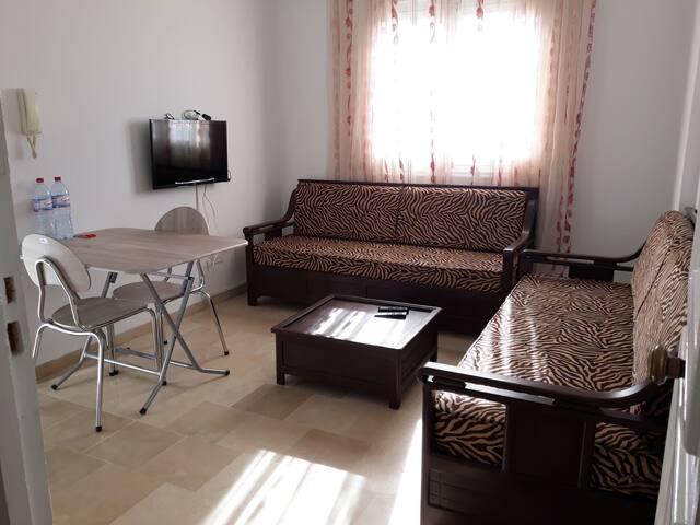 appartement s1 meublée à Manouba