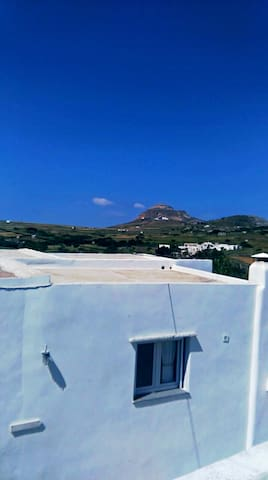 Traditional house based in picturesque village - Tinos - Haus