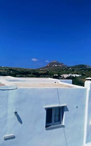 Traditional house based in picturesque village - Tinos - Talo