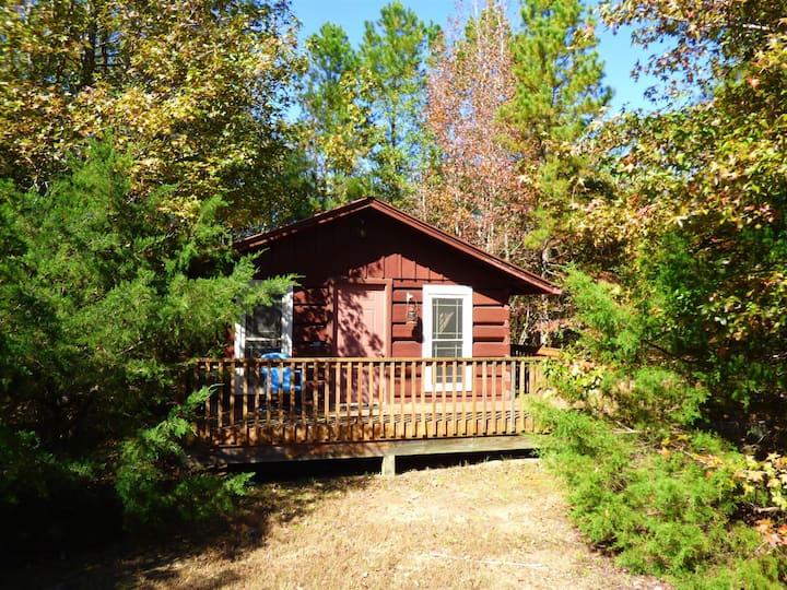 The Little Log Cabin #12