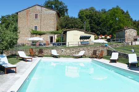 Charming apartment in farmhouse close to Florence - Scandicci - Appartement