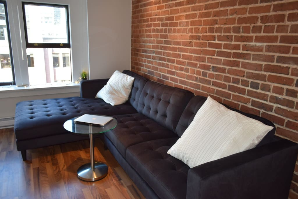 Brand New Couch/ Living Room