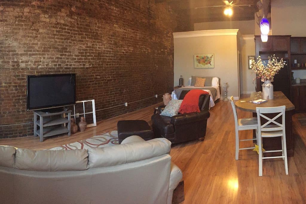 cookeville downtown loft lofts for rent in cookeville