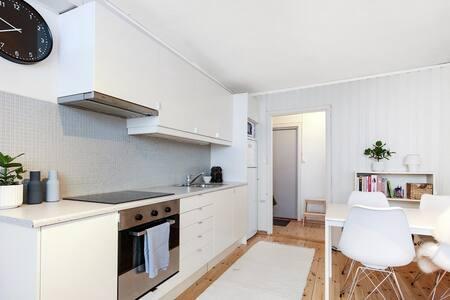 Hyggelig kjellerleilighet i Oslo - Oslo - Appartamento