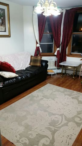 One Room with full bed - Kearny - Departamento