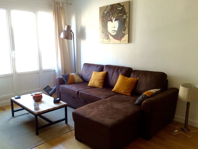 Bel appartement centre de Tours - Tours - Apartamento