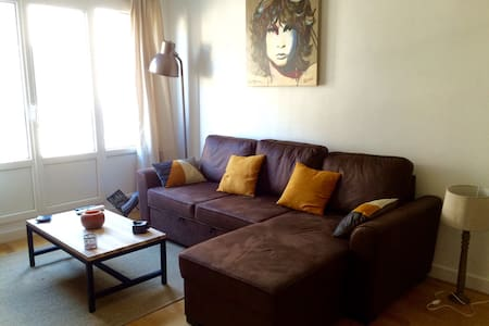 Bel appartement centre de Tours - Tours - Huoneisto