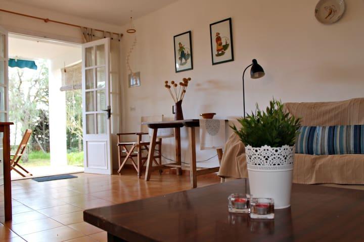 Cozy house with Garden Portocolom