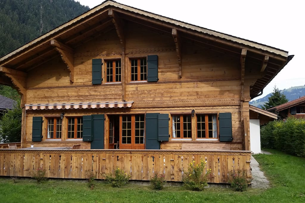 Your Chalet
