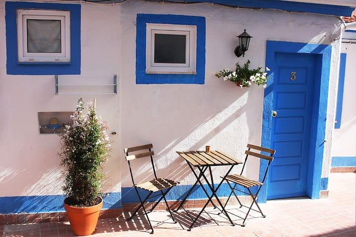 Lisbon Cute Studio & Sunny Terrace 2 - Lisboa - Casa
