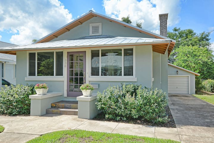 UPSCALE DOWNTOWN 1925 3 BED/2 BATH HOME - Mount Dora - บ้าน