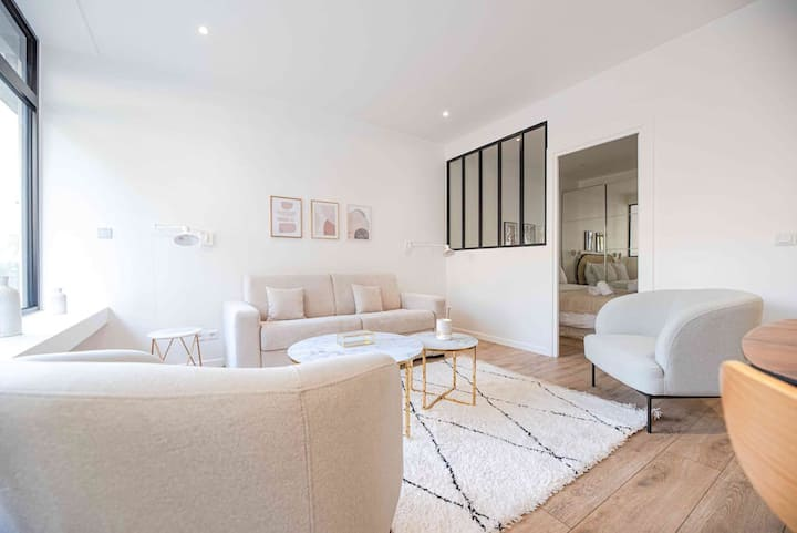 Luxury apartment in Paris South - Near Metro 9+