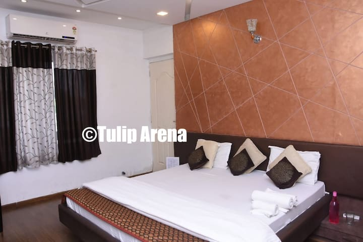 Deluxe Premium Double Rooms
