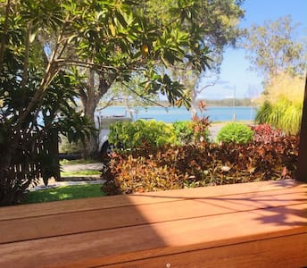 Beautiful Maroochy River Villa
