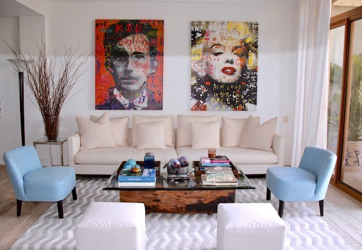 Designer Honeymoon Suite Casa de Campo