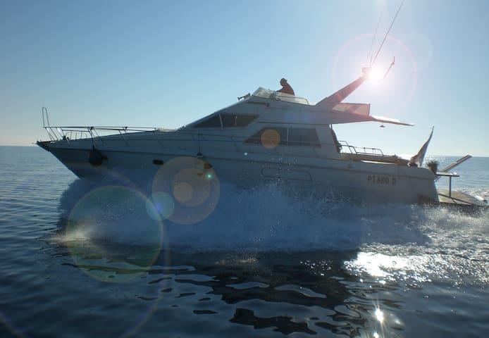 Boat&Breakfast e Crociere  Stintino Asinara - Stintino - Boat