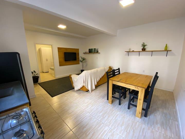 Apartamento de Um Quarto - Balneário Camboriú - SC