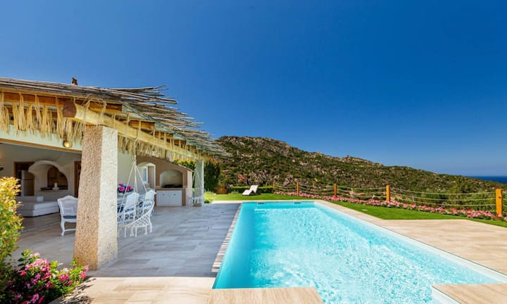 Villa Melodia, an exclusive place next to the sea