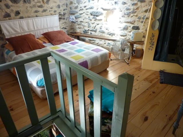 """BED AND BREAKFAST """"CALIXTE"""" ARDÈCHE-COIRON ROAD"""