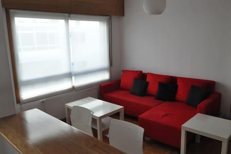 Apartamento en el centro renovado y garaje en Vigo