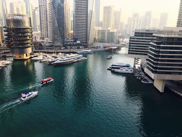 1BR Apartment in Dubai Marina - Amazing views - Dubai - Apartment