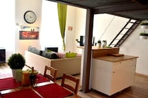 Welcome to yourstunning newly refurbished home in Prague!