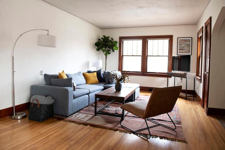 Beautiful Beaverdale Brick Home