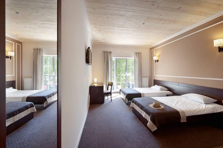 Улучшенный Твин в Geneva Resort Hotel Аркадия
