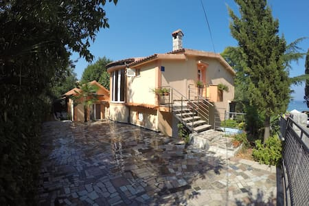 Bungalow Marko 20 meter from beach - Malinska - Bungalow