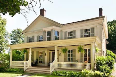 Stylish Berkshires Getaway