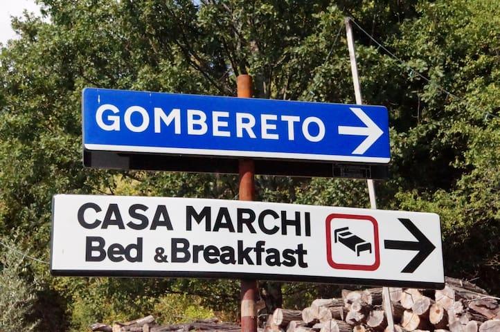 Casa Marchi, Bagni Di Lucca,Tuscany - San Gemignano - Bed & Breakfast