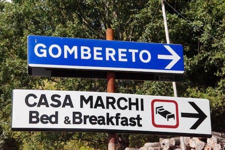 Casa Marchi, Bagni Di Lucca,Tuscany - San Gemignano