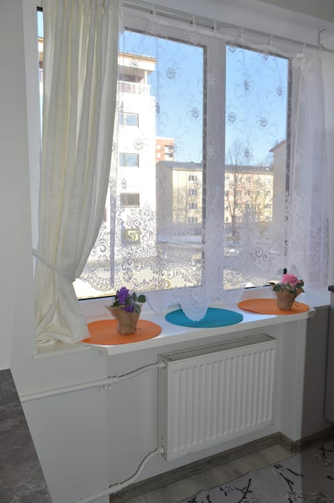 2-комнатная квартира,Таллин,у моря,рядом с центром