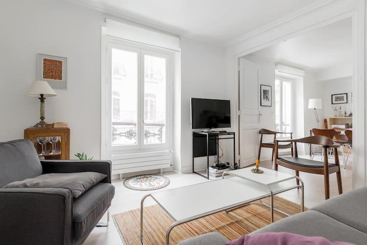 Brand new flat 10 min walk to Opera - Paris - Leilighet