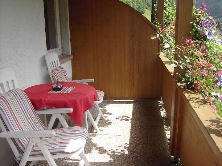 Hotel Garni Schilli, (Wolfach), Doppelzimmer mit Dusche und WC