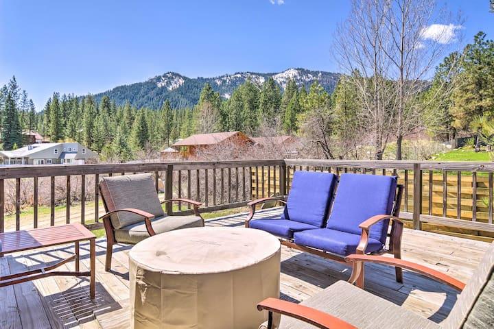 NEW! Mtn-View Retreat: Resort Pools & Restaurant!