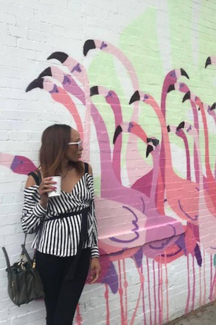 restaurant mural #igworthydc